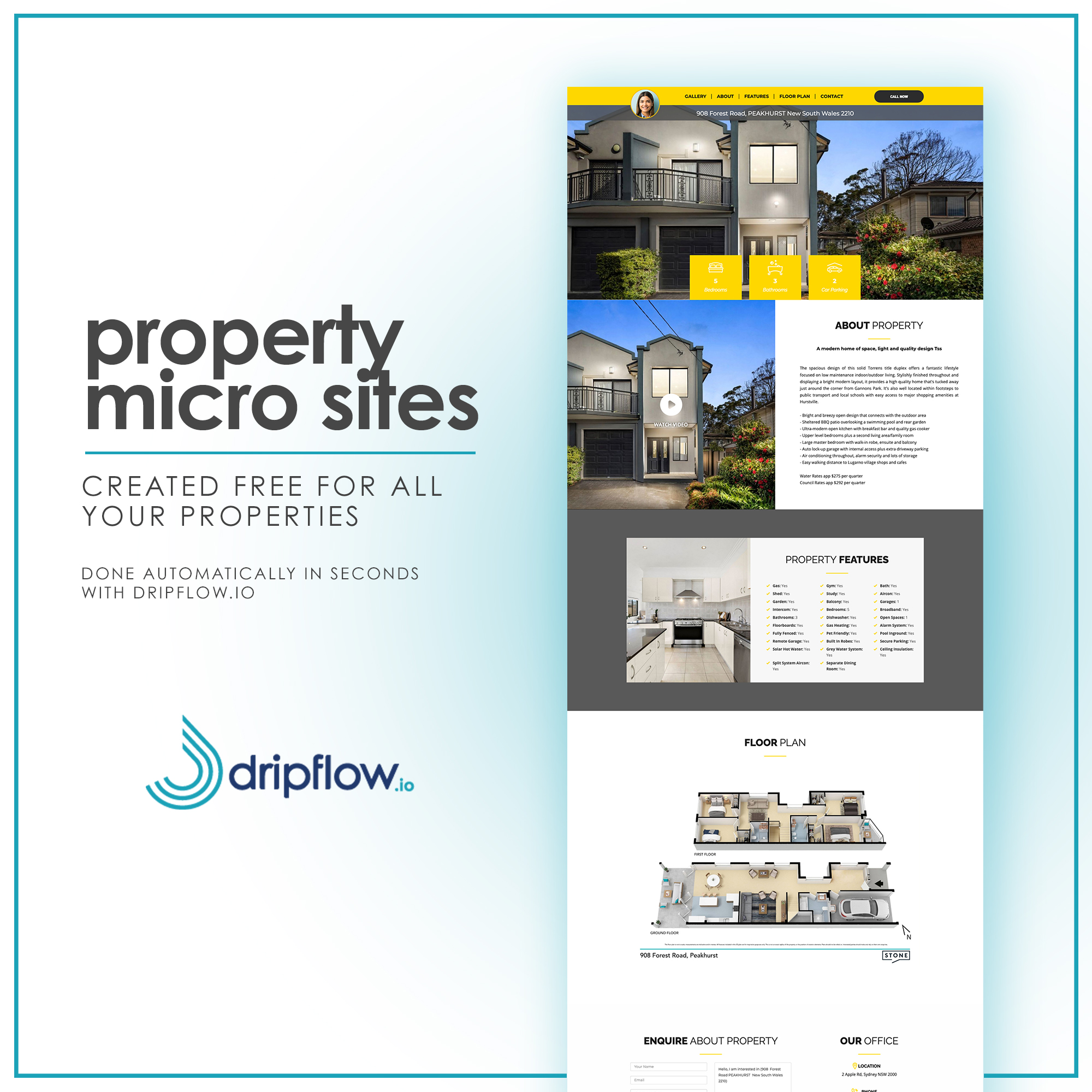 property-microsites